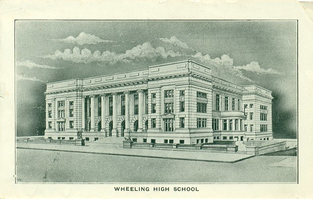 Souvenir Views of Wheeling, 1915