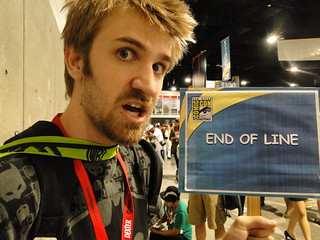 San Diego Comic Con: End of Line | by CrimsonGypsy1313