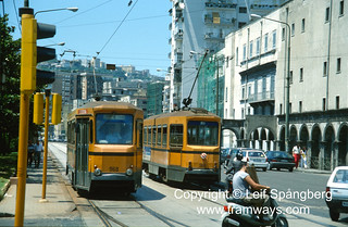 Napel Tramways in 1999 | by leifspangberg
