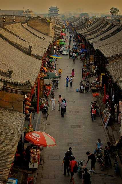 More alleys of Pingyao