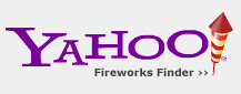 Yahoo July 4th Logo | by rustybrick