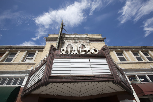 Rialto Theater | by Dean Terry