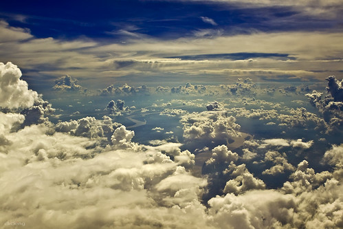 A Walk in the Clouds | by -clicking-