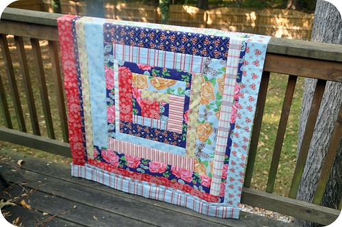 Country Cabin | a free pattern! | by j_q_adams