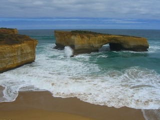 London Arch (formerly London Bridge), Great Ocean Road, Port Campbell National Park | by pellethepoet