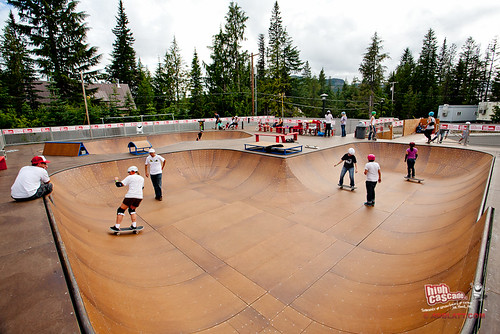 All Girls Skate | by High Cascade Camps