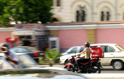 Fast Food Delivery | by Motor-Head