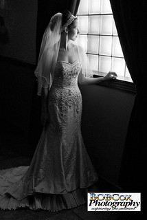 window bride | by bob cox photographer