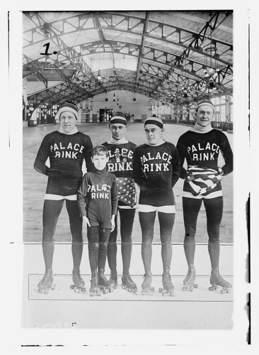 Palace Rink Team - Detroit  (LOC) | by The Library of Congress