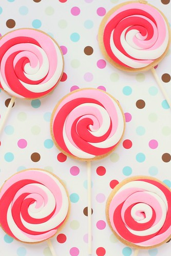 lollypop cookies! | by hello naomi