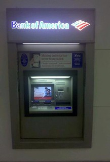 Bank of America ATM | by dooley