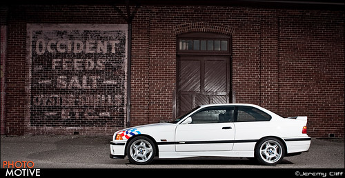 BMW M3 Lightweight Edition | by jeremycliff