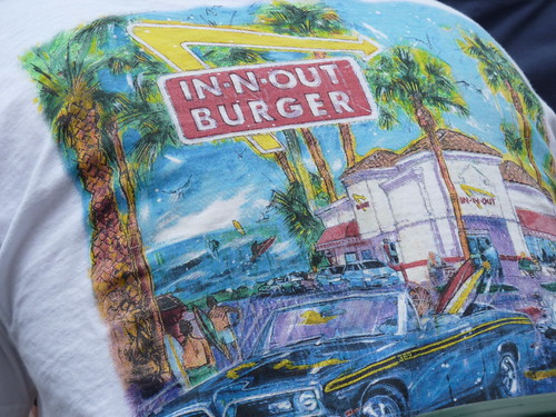 In-N-Out Burger t-shirt