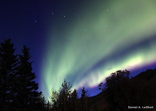 Northern Lights and the Big Dipper | by Critter Seeker