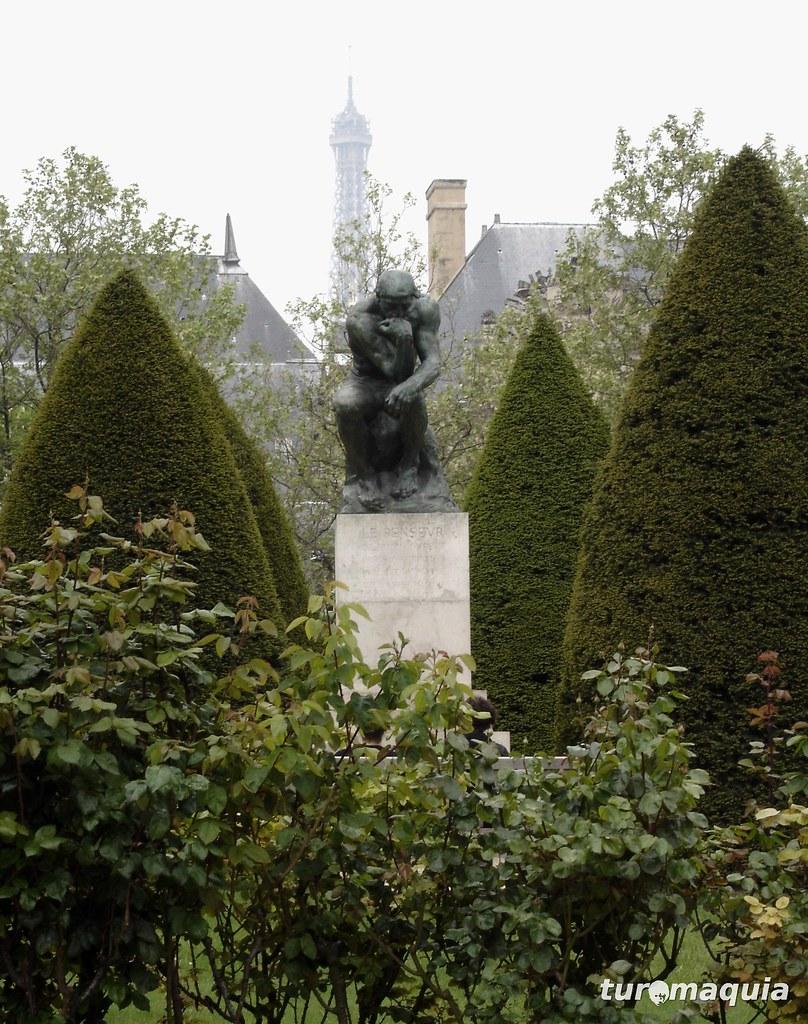 Museu Rodin - Paris