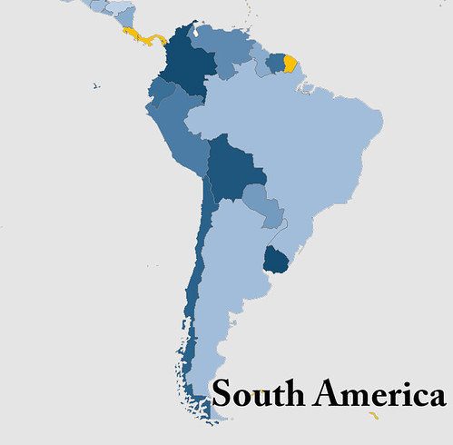 South America military | by ryan.buck