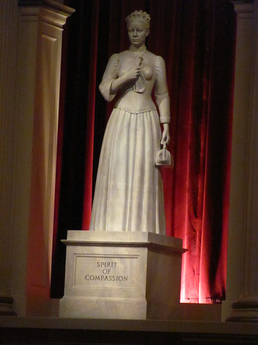 Spirit of Compassion at The American Adventure at Epcot | by Castles ...