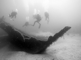 wreck and divers | by dive-angel (Karin)