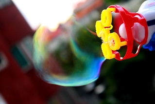 bubble forming | by The Big Quack