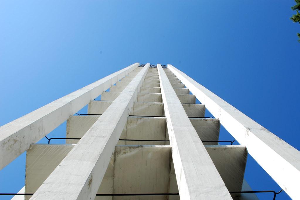 San Pedro Mártir - bell tower 2