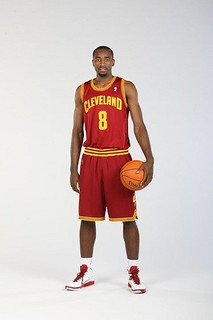 Christian Eyenga 10-11 Road Uni | by Cavs History