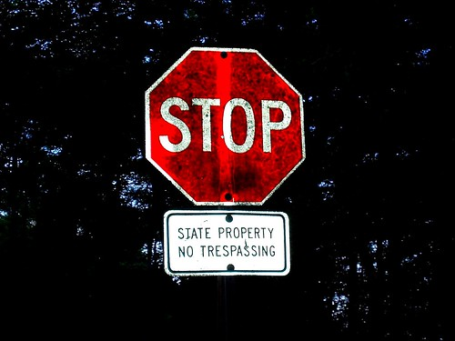 Stop Sign-State Property | by Lee Cannon