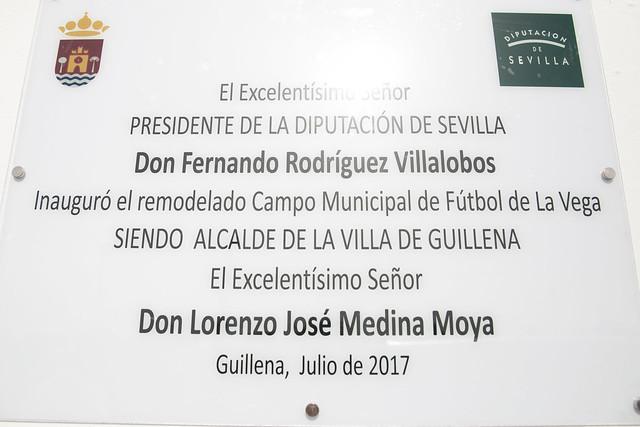07-130717 Inaug Campo de Fútbol, Guillena