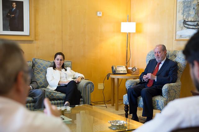 07-120717 VISITA VICEMINISTRA GESTIÓN INSTITUCIONAL Y CONSULAR BOLIVIA