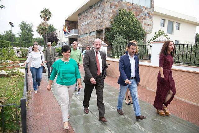07-060717 Visita Municipio La Campana