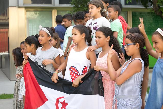 07-170717 Progr Vacaciones en Paz, Niños Saharauis