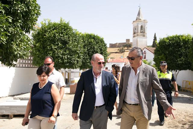 07-130717 Visita Municipio El Real de La Jara