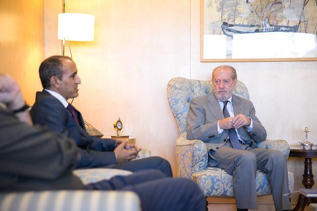 10-041017 Delegado Frente Polisario, Andalucía