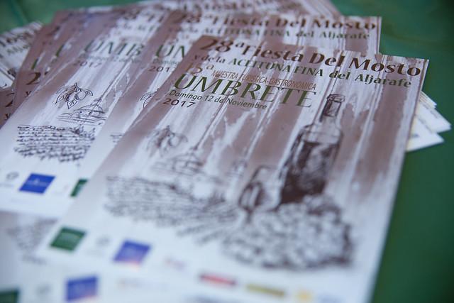11-061117 Present Feria del Mosto Umbrete