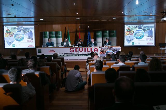 10-311017 Jornadas Sevilla una provincia para inversión y comercio