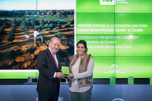 11-081117 II Edición Premios Andalucía de Urbanismo