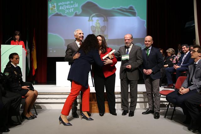 02- 230218 Bandera Andalucía 2018