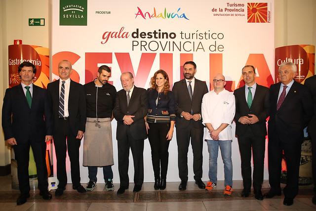 01-160118 Gala Destino Turístico Provincia de Sevilla