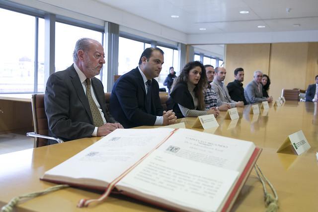 11-121118 Comisión Gestora nuevo Municipio, El Palmar de Troya.