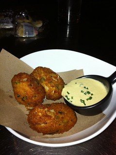 Salt Cod Fritters @ Mary's Fish Camp | by Bryan Thatcher