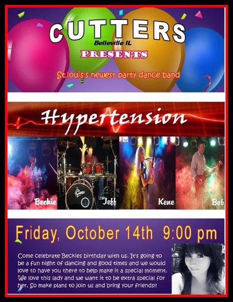 Hypertension 10-14-16