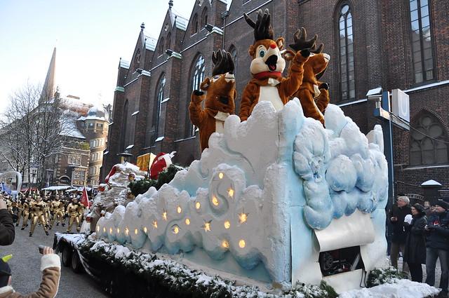 santa parade Hamburg