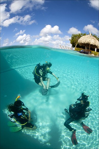 Learning how to Scuba-dive | by Rudgr.com