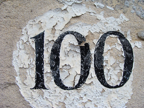No 100 - flaking | by kirstyhall