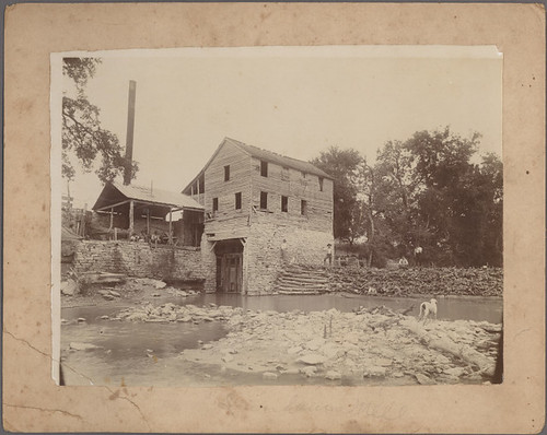 [Lanham mill, Somervell County, Texas] | by SMU Central University Libraries