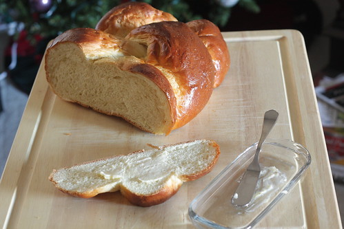 Slice of Challah | by Madison Bistro