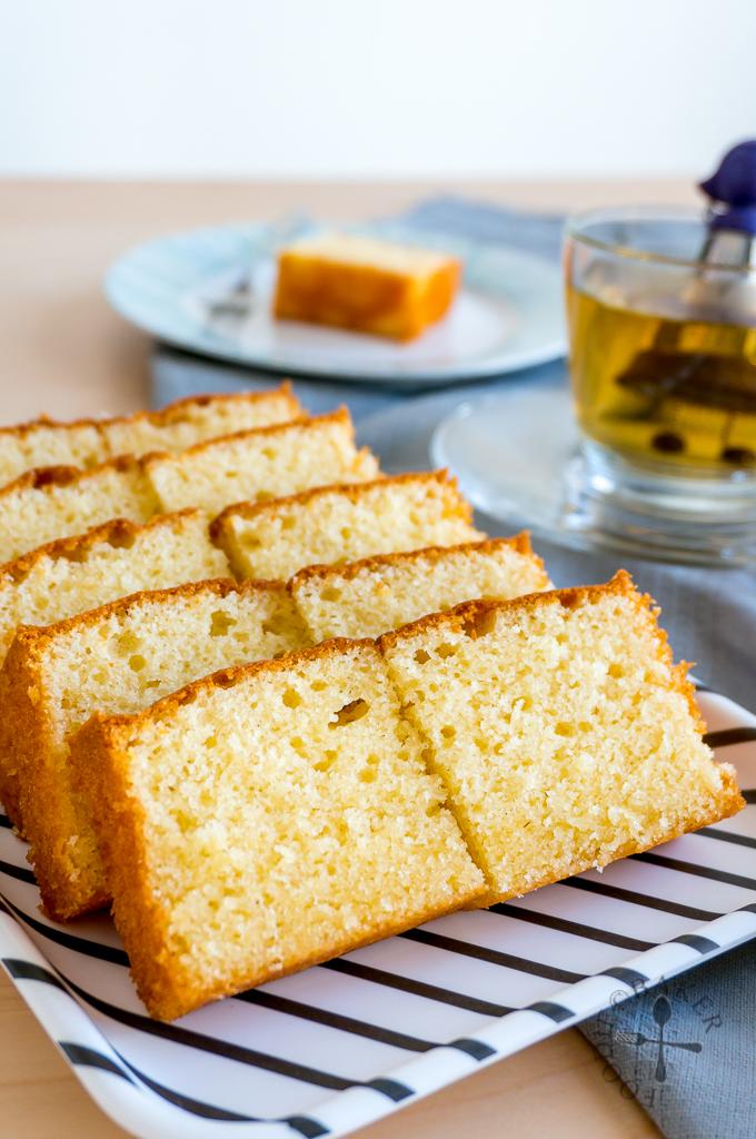 Mrs NgSK's Butter Cake