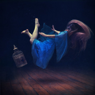 sink or swim | by brookeshaden
