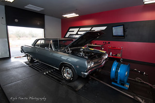 1965 Chevy Malibu SS on the dyno at PSI | by Kyle Tomita