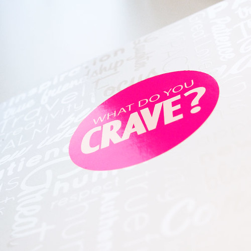 CRAVE Journal | by the CRAVE company