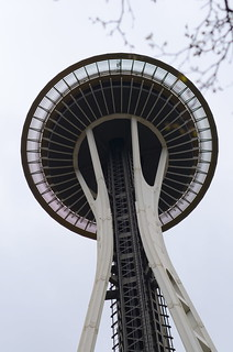 Back in Seattle again :: Space Needle | by learning as I go
